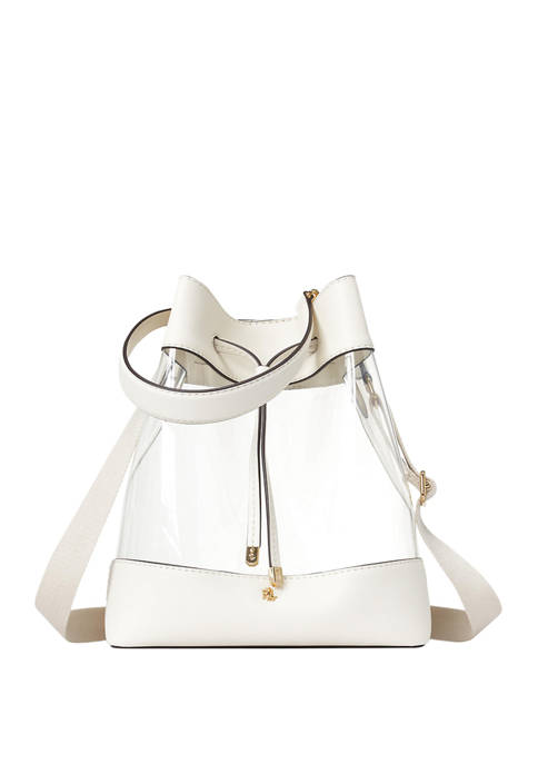 Clear Debby Drawstring Bag