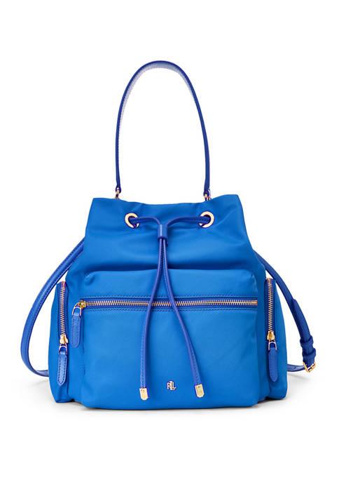 Lauren Ralph Lauren Nylon Debby Drawstring Bag