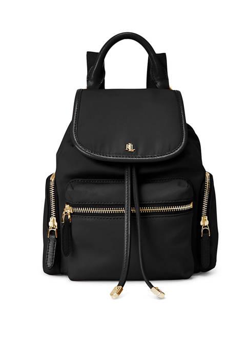 Lauren Ralph Lauren Nylon Keely Small Backpack