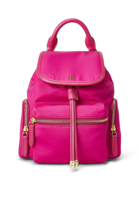 Nylon Keely Small Backpack