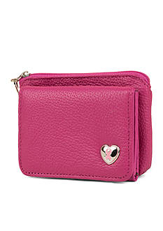 Kim Rogers® Rio Leather - Mini Wallet