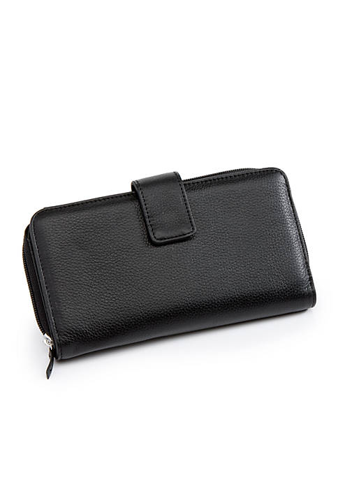 Kim Rogers® Rio All In One Leather Attache