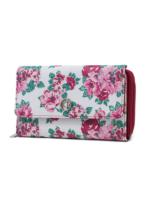 Kim Rogers® Garden Park Essentials Wallet