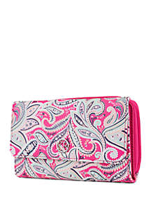 Kim Rogers® Paisley Essential Wallet
