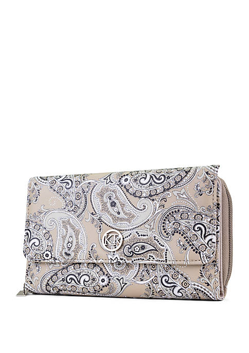Paisley Essential Wallet