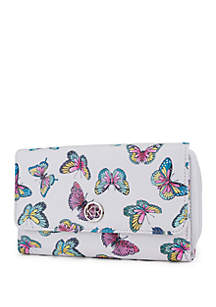 Kim Rogers® Butterfly Essentials Wallet