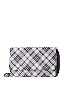 Kim Rogers® Edinburgh Plaid Essentials Wallet