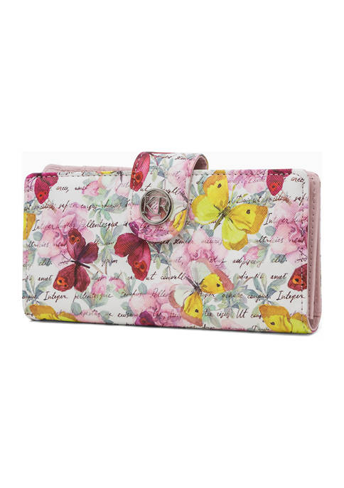 Kim Rogers® Flurry Slim Clutch