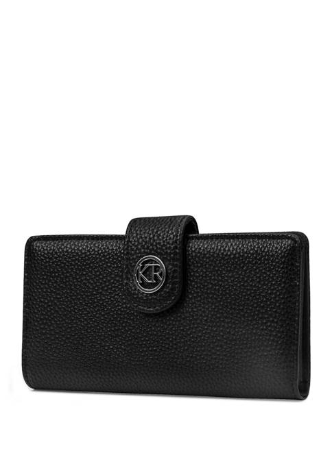 Kim Rogers® Pebble Slim Clutch