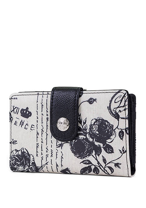 Kim Rogers® Sweet Whispers Indexer Wallet