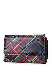 Kim Rogers® Sheridan Plaid Essential Wallet