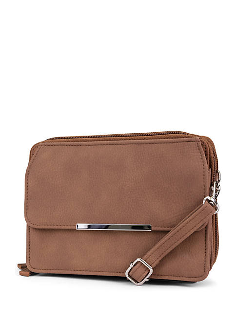 Kim Rogers® Nubie On The Move Crossbody