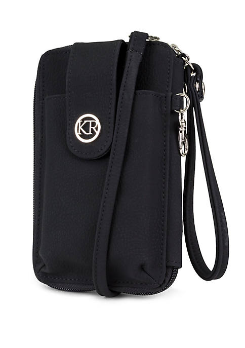 Kim Rogers® Nubie Jacqui Wristlet and Crossbody