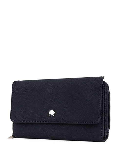 Kim Rogers® Nubie Essentials Flat Stud Wallet