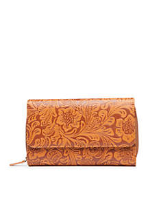 Kim Rogers® Saffiano Essential Wallet