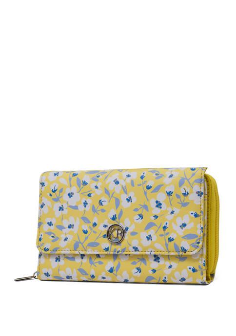 Kim Rogers® Petal Envy Essentials Wallet