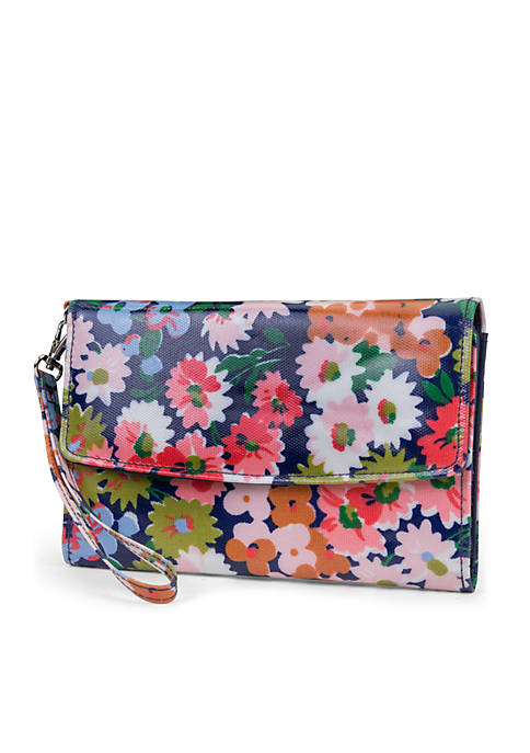 Kim Rogers® Daisy Back Me Up Clutch