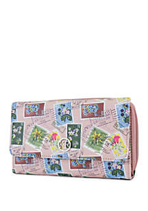 Kim Rogers® Botanical Stamps Essentials Wallet