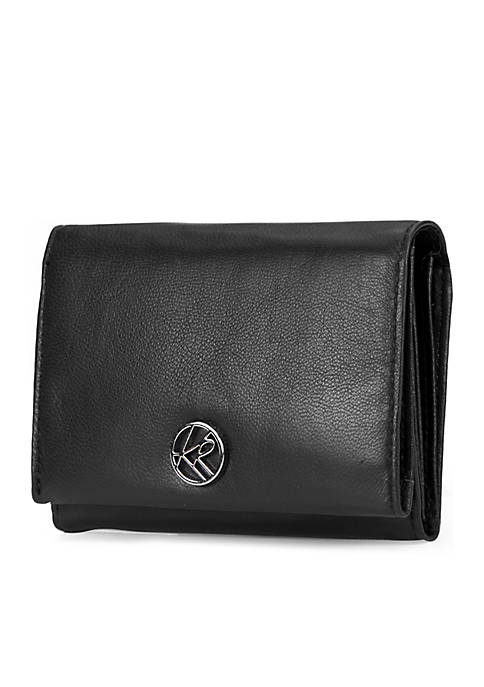 Napa Leather Full Flap Indexer