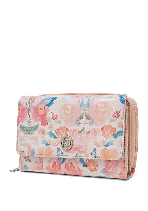 Kim Rogers® Dusty Rose Essentials Wallet