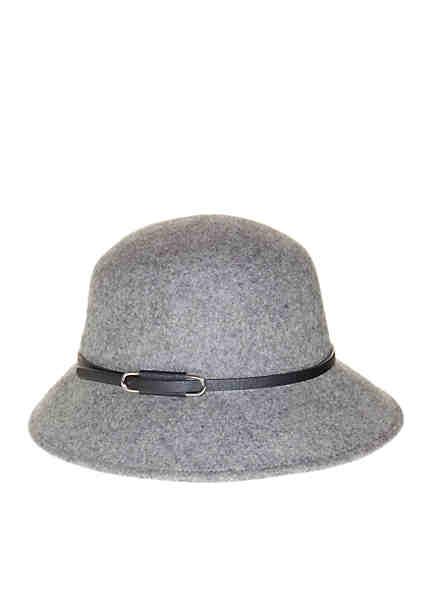 Nine West Felt Trench Hat ... af9c919af5bd