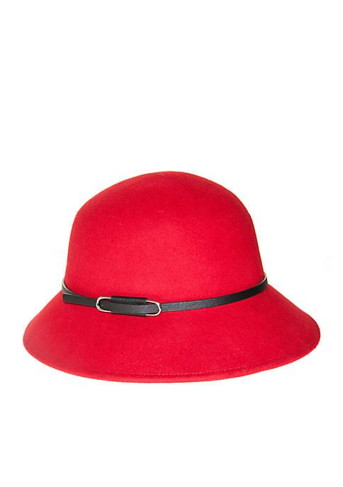 Felt Trench Hat
