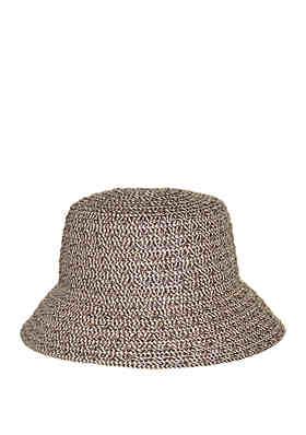 10ecfa0b7bb70 Nine West Packable Microbrim Hat ...