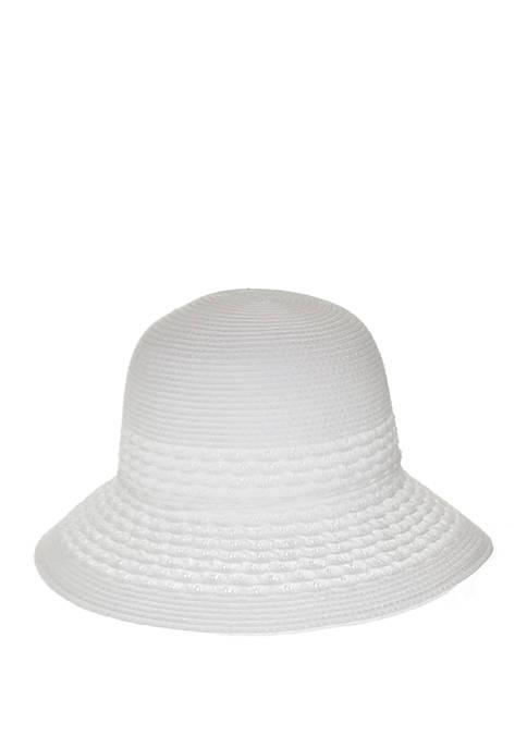 Packable Cloche Hat