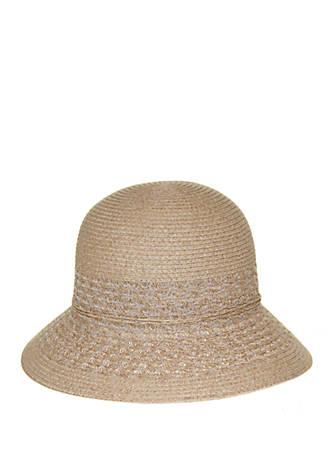 9c85deb80 Nine West Packable Cloche Hat
