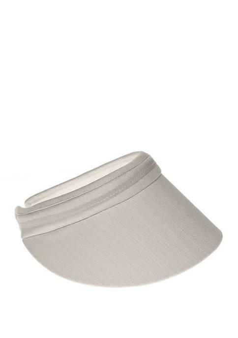 Canvas Clip On Visor