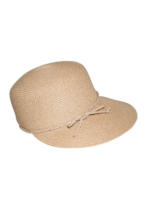 Nine West Straw Sun Hat