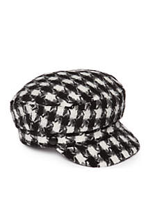 Houndstooth Greek Fisherman Hat