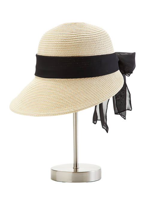 New Directions® Scarf Sun Hat