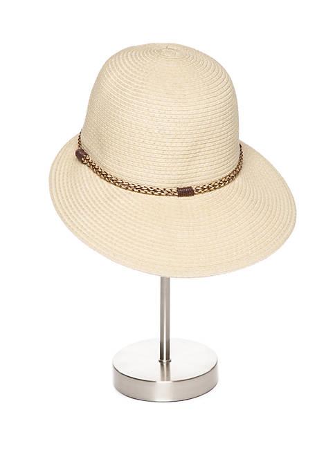 New Directions® Paper Face Framer Hat