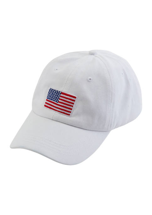 New Directions® Flag Baseball Hat