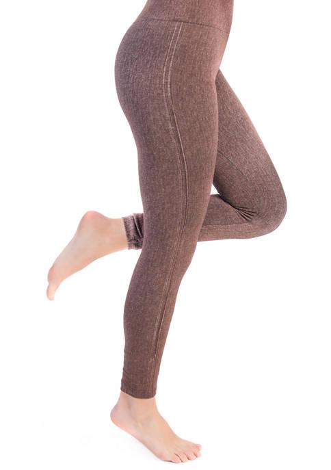 MUK LUKS® Womens Printed Leggings