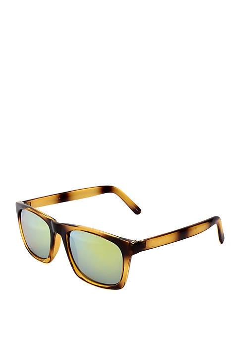f7b0f1834b4 TRUE CRAFT Browm Tortoise Sunglasses