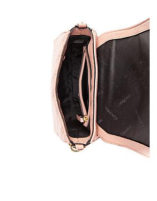 c091662057b ... Calvin Klein Permanent Quilted Pebble Shoulder Bag ...