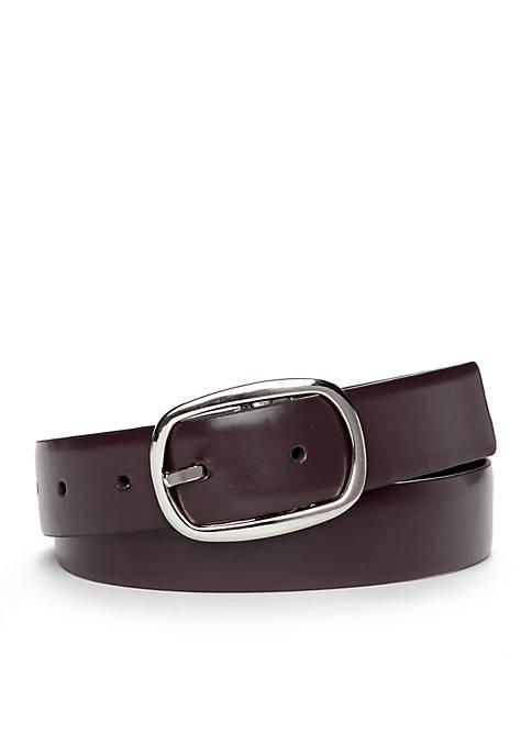 Smooth Reversible Belt