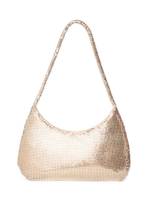 Avery Mesh Shoulder Bag