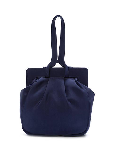 Charlize Mini Faille Lady Bag