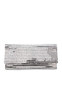Allover Crystal Clutch