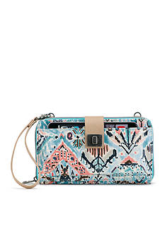 Sakroots Artist Circle Large Smartphone Crossbody