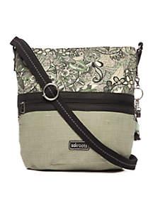 Artist Circle Soft Bucket Hobo Bag