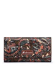 Megan Snap Trifold Wallet