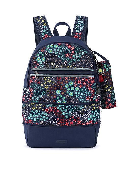 Sakroots Entrada Expandable Backpack