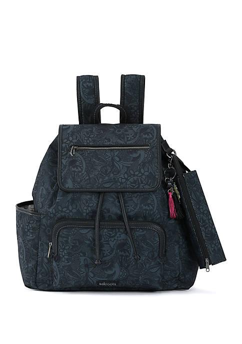 Sakroots Nylon Fleetwood Backpack