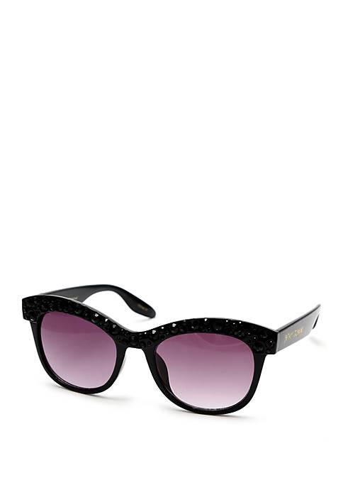 Crystal Rhinestone Sunglasses