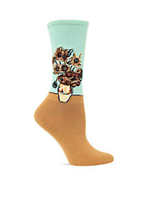 Sunflower Trouser Sock