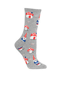 Gnomes Crew Sock